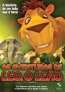As Aventuras de Leo, o Leão - Poster / Capa / Cartaz - Oficial 1