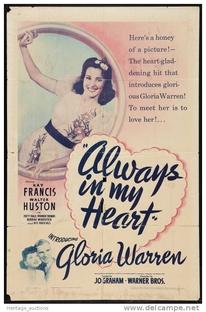 Sempre no meu coração - Poster / Capa / Cartaz - Oficial 1