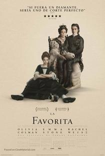 A Favorita - Poster / Capa / Cartaz - Oficial 3