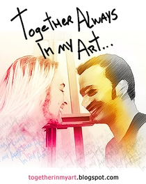 Together Always In My Art  - Poster / Capa / Cartaz - Oficial 1