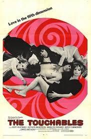 As Tocáveis - Poster / Capa / Cartaz - Oficial 1