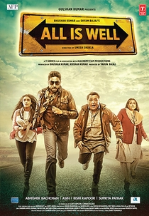 All Is Well - Poster / Capa / Cartaz - Oficial 2
