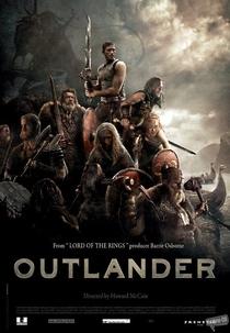 Outlander: Guerreiro vs Predador - Poster / Capa / Cartaz - Oficial 6