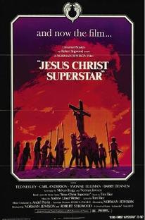 Jesus Cristo Superstar - Poster / Capa / Cartaz - Oficial 3