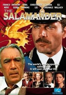 A Salamandra - Poster / Capa / Cartaz - Oficial 1