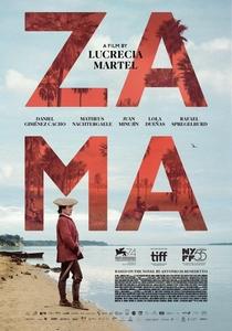 Zama - Poster / Capa / Cartaz - Oficial 5