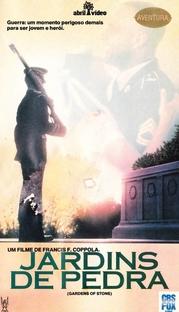 Jardins de Pedra - Poster / Capa / Cartaz - Oficial 2
