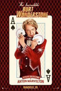 O Incrível Mágico Burt Wonderstone - Poster / Capa / Cartaz - Oficial 5