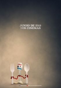 Toy Story 4 - Poster / Capa / Cartaz - Oficial 6