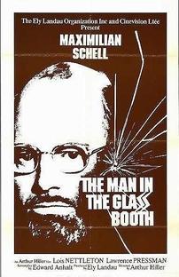 O Homem na Caixa de Vidro - Poster / Capa / Cartaz - Oficial 2