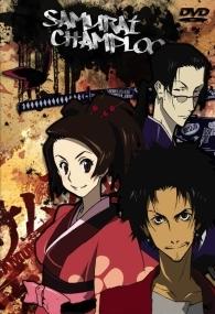 Samurai Champloo - Poster / Capa / Cartaz - Oficial 2