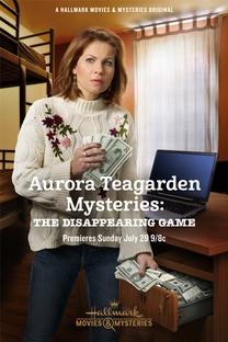 Um Mistério de Aurora Teagarden: O Jogo do Desaparecimento - Poster / Capa / Cartaz - Oficial 1