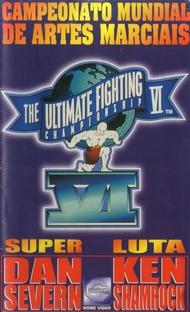 Campeonato Mundial de Artes Marciais VI - Super Luta - Poster / Capa / Cartaz - Oficial 1