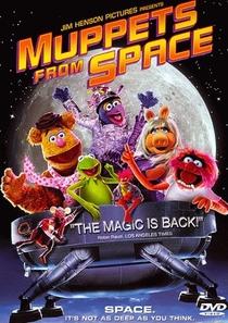 Muppets do Espaço - Poster / Capa / Cartaz - Oficial 1