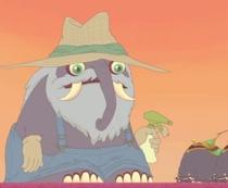 The Elephant`s Garden - Poster / Capa / Cartaz - Oficial 1