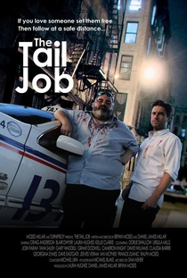 The Tail Job - Poster / Capa / Cartaz - Oficial 1