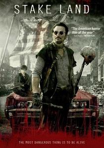 Stake Land - Anoitecer Violento - Poster / Capa / Cartaz - Oficial 2