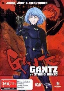 Gantz - Poster / Capa / Cartaz - Oficial 19