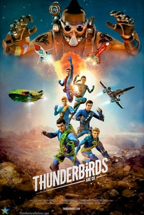 Thunderbirds (2ª Temporada) - Poster / Capa / Cartaz - Oficial 1
