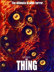 O Enigma de Outro Mundo - Poster / Capa / Cartaz - Oficial 16