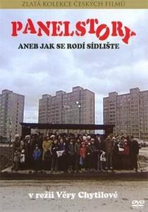 Panelstory - O Nascimento De Uma Comunidade - Poster / Capa / Cartaz - Oficial 1
