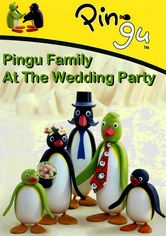 A Família de Pingu na Festa de Casamento - Poster / Capa / Cartaz - Oficial 1
