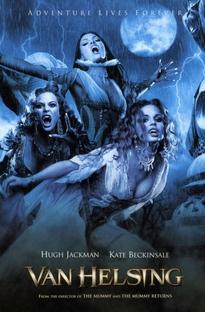 Van Helsing: O Caçador de Monstros - Poster / Capa / Cartaz - Oficial 3
