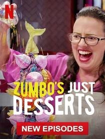 Zumbo's Just Desserts (2ª Temporada) - Poster / Capa / Cartaz - Oficial 1