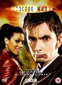 Doctor Who (3ª Temporada) - Poster / Capa / Cartaz - Oficial 3