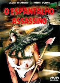 O Espantalho Assassino - Poster / Capa / Cartaz - Oficial 4