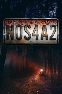 NOS4A2 (1ª Temporada) - Poster / Capa / Cartaz - Oficial 2