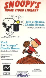 Você é o Craque, Charlie Brown - Poster / Capa / Cartaz - Oficial 2