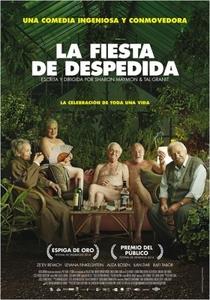 A Festa de Despedida - Poster / Capa / Cartaz - Oficial 4