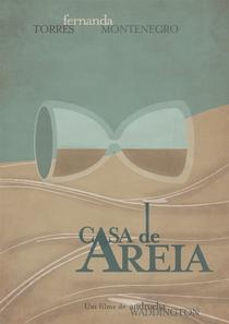 Casa de Areia - Poster / Capa / Cartaz - Oficial 3