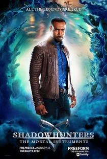 Shadowhunters - Caçadores de Sombras (1ª Temporada) - Poster / Capa / Cartaz - Oficial 8