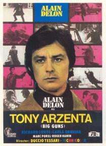 Tony Arzenta - Poster / Capa / Cartaz - Oficial 1