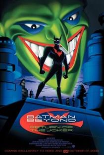 Batman do Futuro - O Retorno do Coringa - Poster / Capa / Cartaz - Oficial 3
