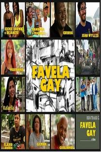 Favela Gay - Poster / Capa / Cartaz - Oficial 2