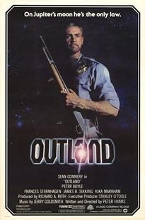 Outland - Comando Titânio - Poster / Capa / Cartaz - Oficial 1