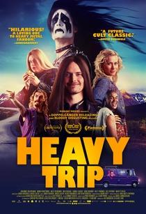 Heavy Trip - Poster / Capa / Cartaz - Oficial 1