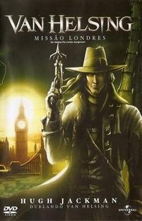 Van Helsing: Missão Londres - Poster / Capa / Cartaz - Oficial 2