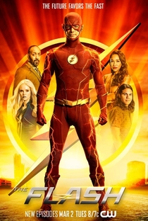 Série The Flash - 7ª Temporada