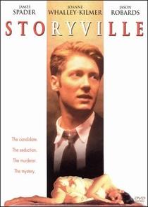 Storyville - Um Jogo Perigoso - Poster / Capa / Cartaz - Oficial 1