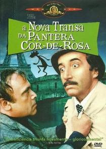 A Nova Transa da Pantera Cor de Rosa - Poster / Capa / Cartaz - Oficial 4