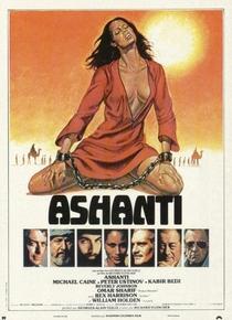 Ashanti - Poster / Capa / Cartaz - Oficial 2