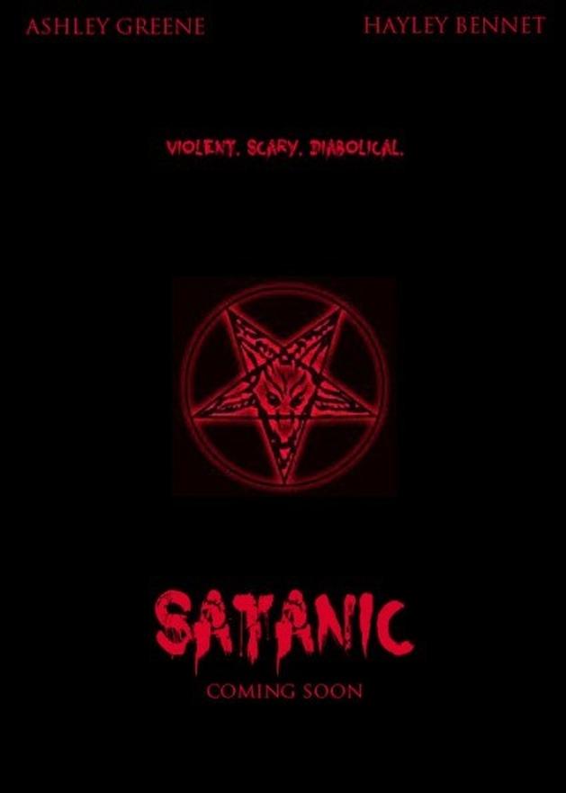 Novidades de'Satanic'