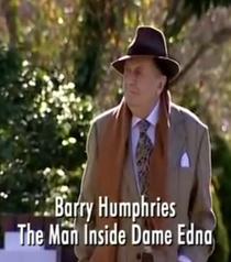 The Man Inside Dame Edna - Poster / Capa / Cartaz - Oficial 1