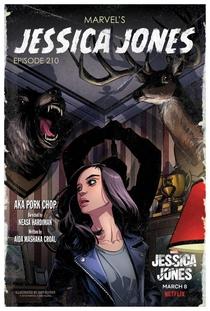 Jessica Jones (2ª Temporada) - Poster / Capa / Cartaz - Oficial 8