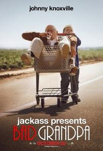 Jackass Apresenta: Vovô Sem Vergonha - Poster / Capa / Cartaz - Oficial 4