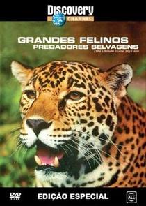 Grandes felinos: Predadores selvagens - Poster / Capa / Cartaz - Oficial 1